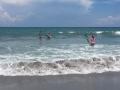 Boogy-Boarding-in-the-ocean