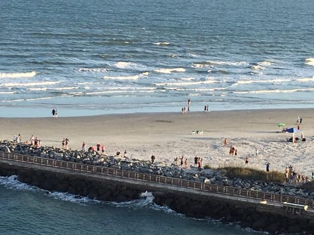 Jetty-Beach
