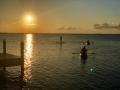 Sunset-Kayaling